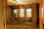 Prairie Style, Frank Lloyd Wright, West Studio