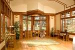 Prairie Style, West Studio, Frank Lloyd Wright