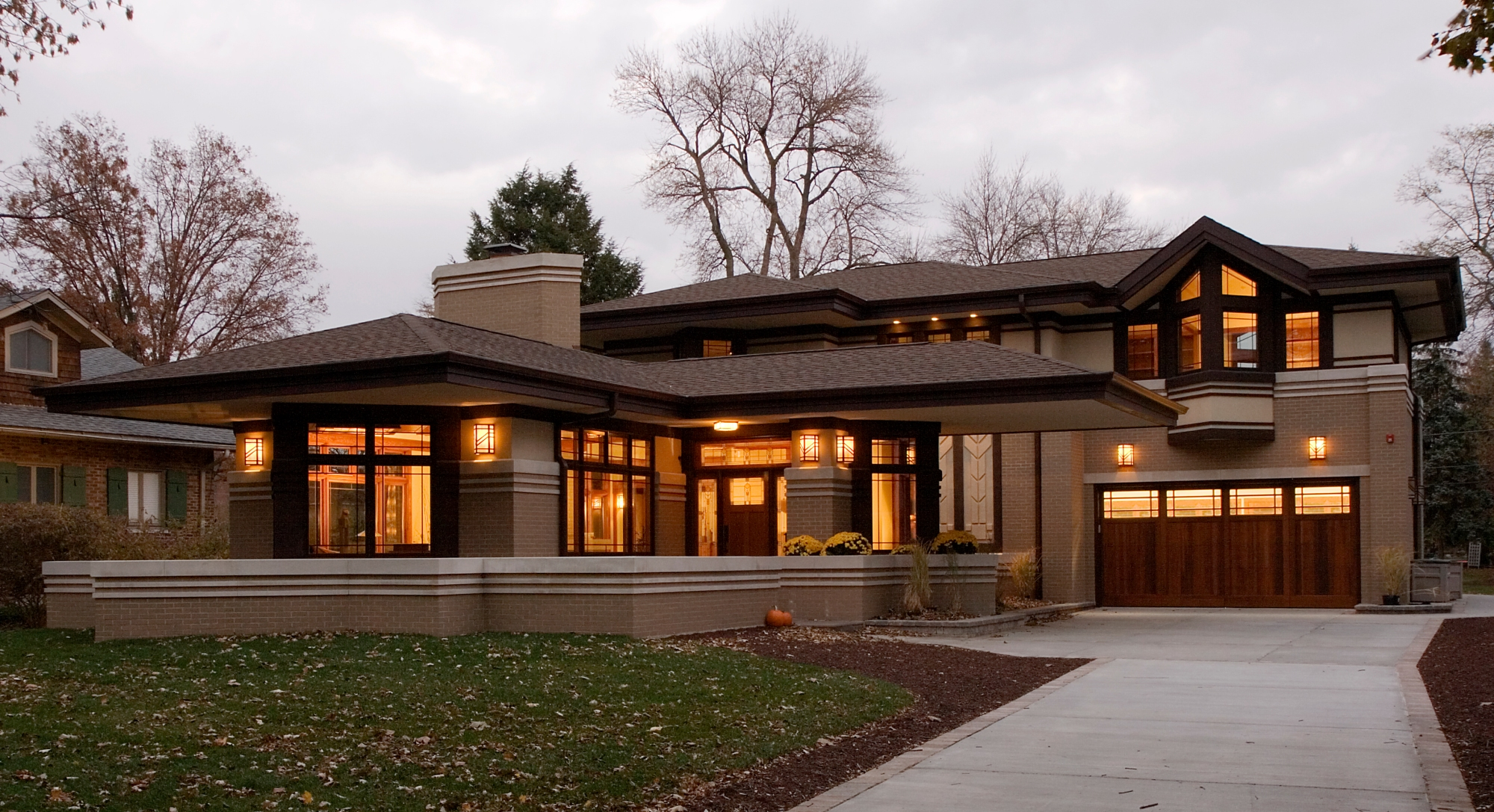 Usonian Dreams Our Familys Frank Lloyd Wright Inspired Home Frank Lloyd Wright Home Designs