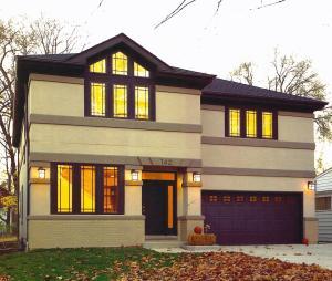 Prairie Style, Elmhurst Builder, West Studio
