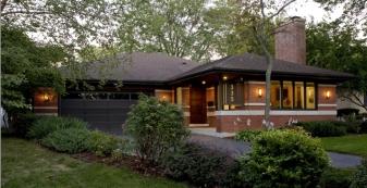 Modern Prairie Style Renovation