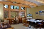 Prairie Style Office