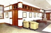 bank design, west Studio