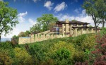 Organic Architect, West Studio, Prairie Style