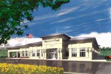 Bank Design, west Studio Architects