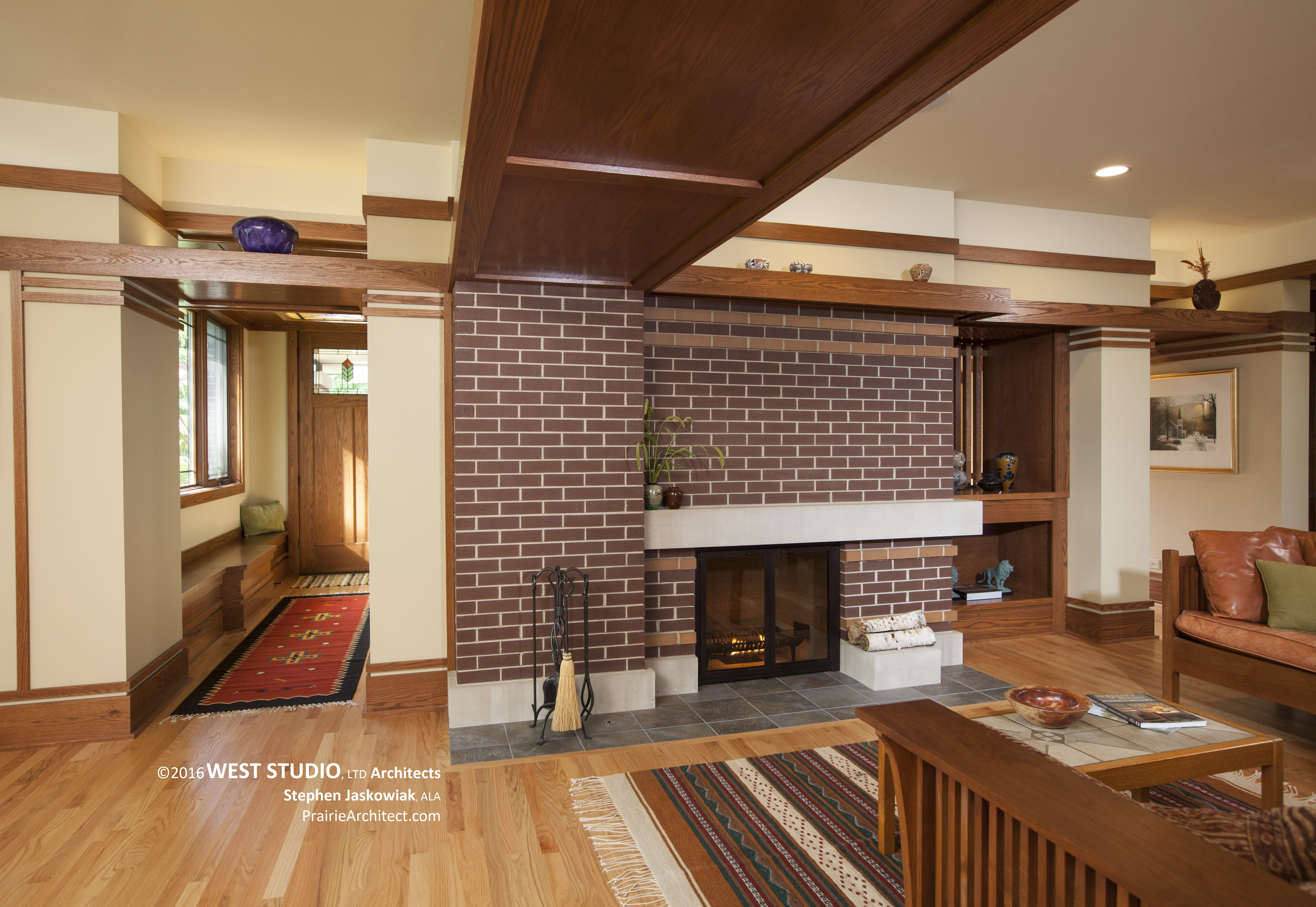 Fireplace rugs fireproof wall