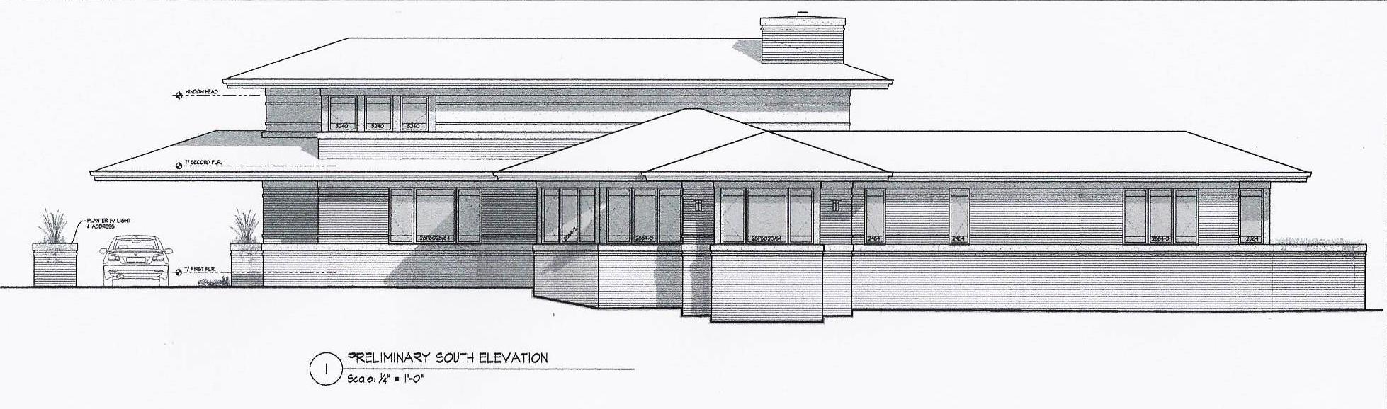 Design Concept for Prairie Home, Creek County, OK | PrairieArchitect