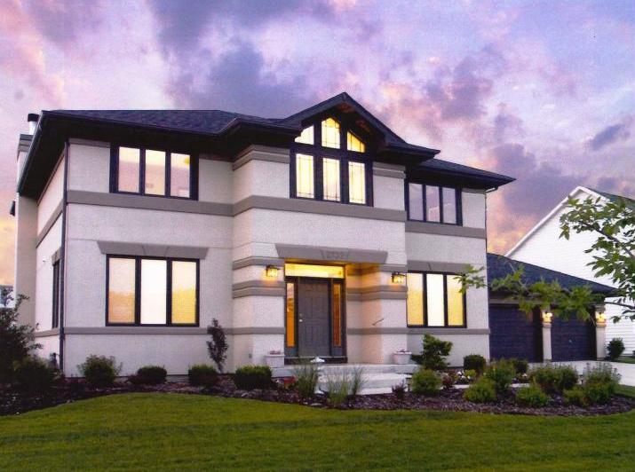Prairie Style, West Studio Architects & Construction Services