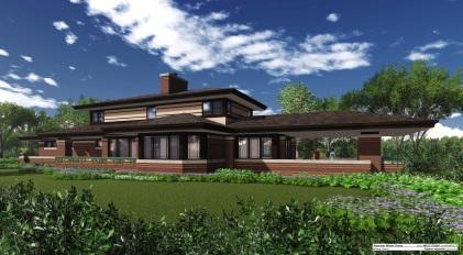 Modern Prairie style Home