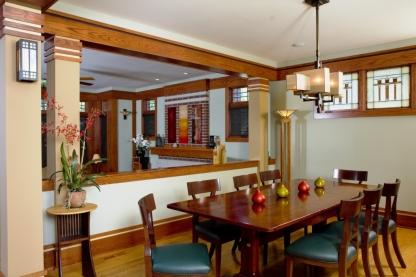 Sunnyside Residence - Dining Room