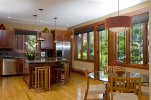 Prairie Style kitchen