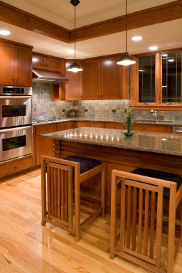 106/108 Townhouse Kitchen Island