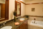 Prairie Style Bathroom, West Studio