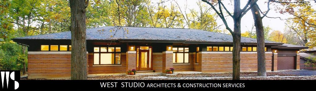 Prairiearchitect modern prairie style architecture by for New construction ranch style homes in illinois
