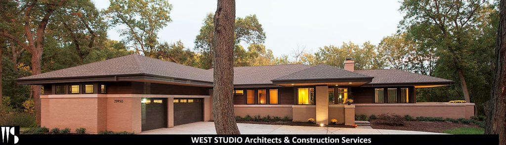 Prairiearchitect modern prairie style architecture by for Prairie style architects