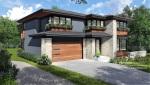 Modern Home Design, Frank Lloyd Wright Inspired, West Studio Architects
