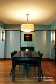 Modern Prairie Dining Room, WEST STUDIO Architects, Stephen Jaskowiak