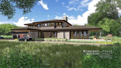 Modern Prairie, Chicago North Shore, Architect