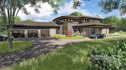 Wingspan House, Riverwoods, IL
