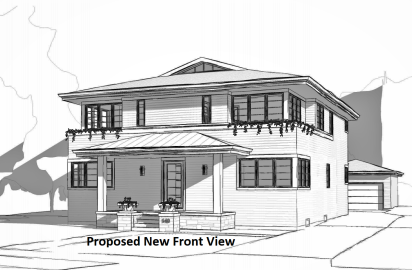 Addition, Remodel, Second Floor Addition, West Studio Architects